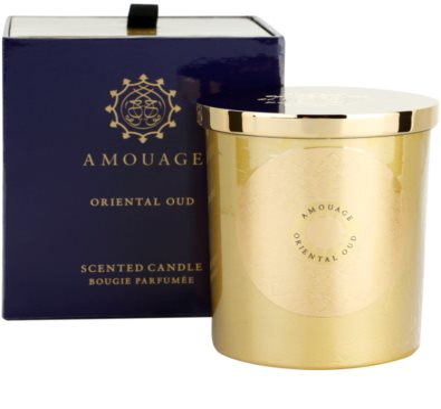 Amouage Oriental Oud dišeča sveča
