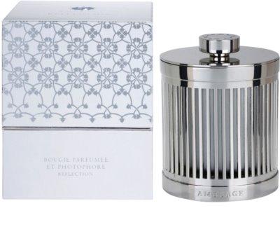 Amouage Reflection vela perfumado  + suporte