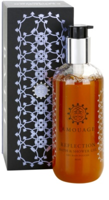 Amouage Reflection gel de duche para homens 1