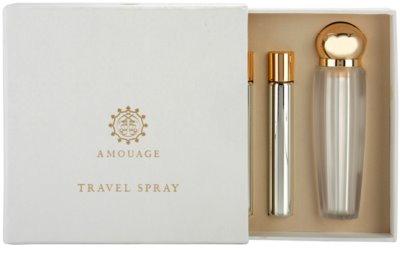 Amouage Reflection parfémovaná voda pre ženy  (1x plnitelná + 3x náplň) 1