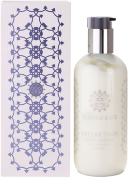 Amouage Reflection leite corporal para mulheres