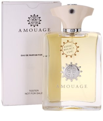 Amouage Silver eau de parfum teszter férfiaknak 2