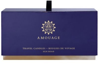 Amouage Silk Road подарунковий набір 3