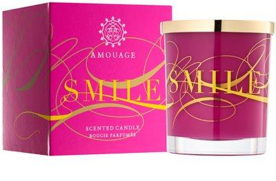 Amouage Smile ароматизована свічка 1