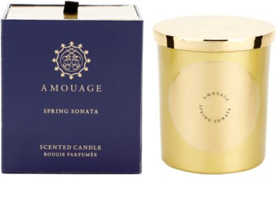 Amouage Spring Sonata dišeča sveča 3