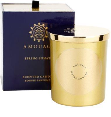 Amouage Spring Sonata illatos gyertya