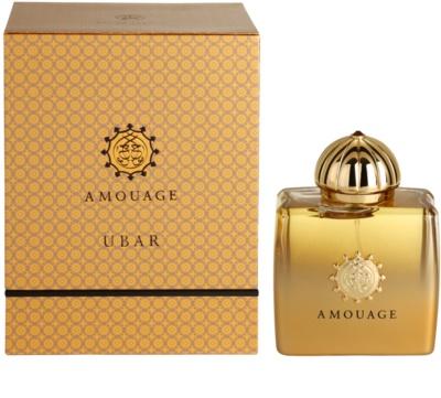 Amouage Ubar eau de parfum para mujer