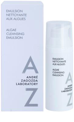André Zagozda Face очищуюча емульсія з морськими водоростями 2