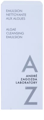 André Zagozda Face очищуюча емульсія з морськими водоростями 3