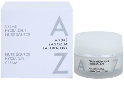 André Zagozda Face nappali tápláló és hidratáló krém 2