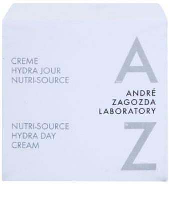 André Zagozda Face nappali tápláló és hidratáló krém 3