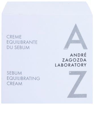 André Zagozda Face krema za obraz, ki regulira tvorbo kožnega sebuma za zmanjšanje por 3