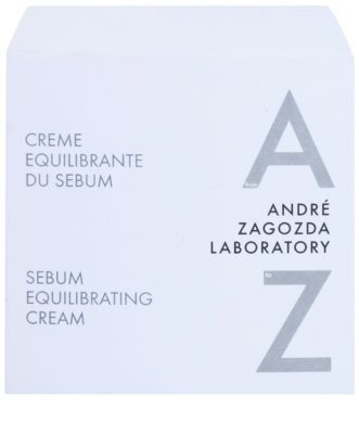 André Zagozda Face Sebum Equilibrating Cream 3