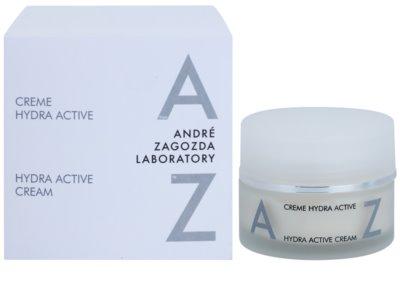 André Zagozda Face creme hidro-ativo para rejuvenescimento da pele 2
