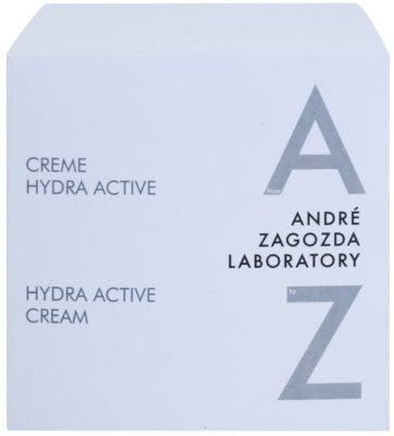 André Zagozda Face crema hidroactiva rejuvenecedor de la piel 3