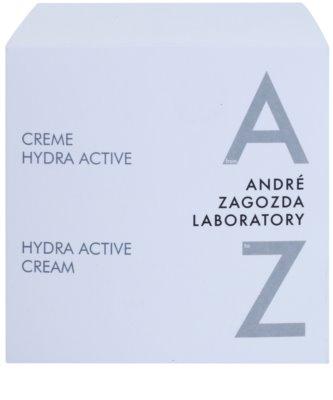 André Zagozda Face creme hidro-ativo para rejuvenescimento da pele 3