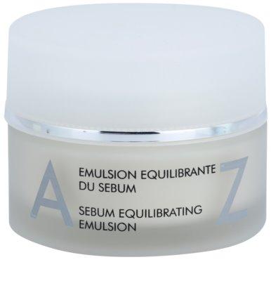 André Zagozda Face emulsão facial para a regulação da produção de sebo para iluminação e hidratação