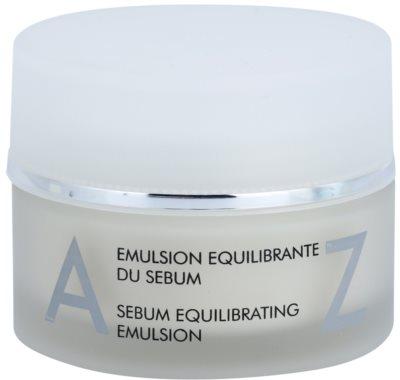 André Zagozda Face Gesichtsemulsion zur Regulierung von Haut Talgbildung für hydratisierte und strahlende Haut
