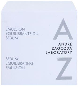 André Zagozda Face faggyú kiegyensúlyozó emulzió élénk és hidratált bőr 3