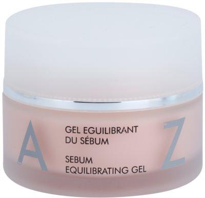 André Zagozda Face gel za obraz, ki regulira tvorbo kožnega sebuma s pomlajevalnim učinkom