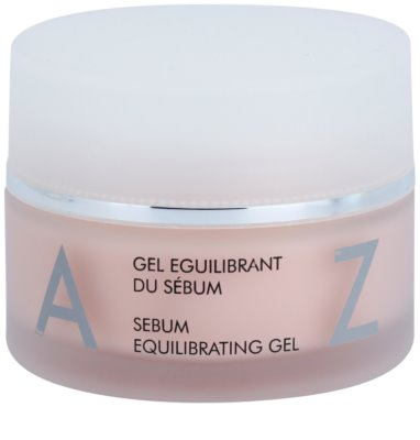 André Zagozda Face pleťový gel regulující tvorbu kožního mazu s omlazujícím účinkem