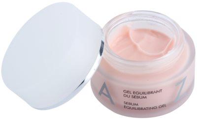 André Zagozda Face pleťový gel regulující tvorbu kožního mazu s omlazujícím účinkem 1