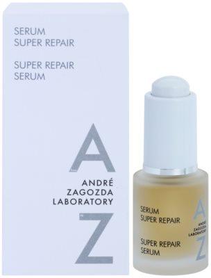 André Zagozda Face intensives, regenerierendes Serum für Gesicht und Augenpartien 1
