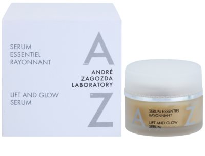 André Zagozda Face sérum lifting para pele radiante 2