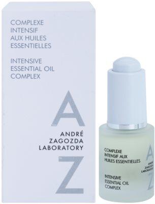 André Zagozda Face complexo de óleos essenciais com efeito intenso 1