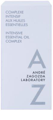 André Zagozda Face complexo de óleos essenciais com efeito intenso 2
