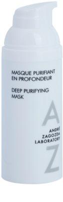 André Zagozda Face masca pentru curatare profunda 1
