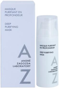André Zagozda Face masca pentru curatare profunda 2