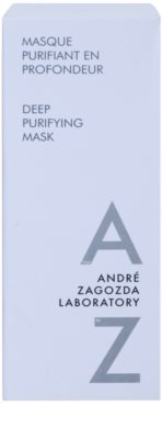 André Zagozda Face masca pentru curatare profunda 3