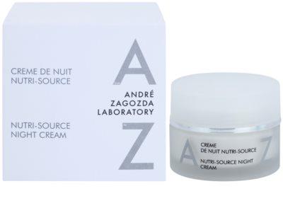 André Zagozda Face crema de noapte nutritiva 2