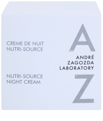 André Zagozda Face crema de noapte nutritiva 3