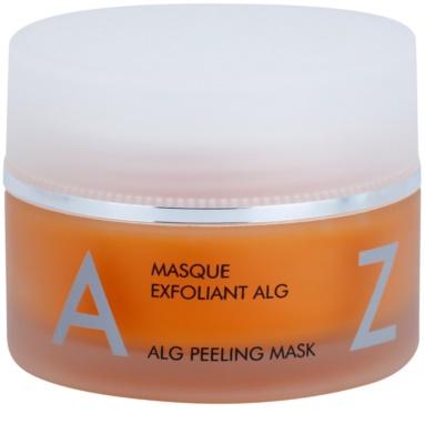 André Zagozda Face máscara peeling com algas marinhas