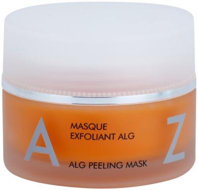 André Zagozda Face maska peelingująca z algami morskimi