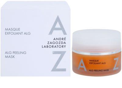 André Zagozda Face masca exfolianta cu alge marine 2