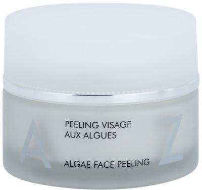André Zagozda Face peeling facial com algas marinhas