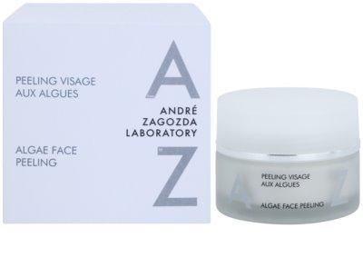 André Zagozda Face пілінг для шкіри з морськими водоростями 2