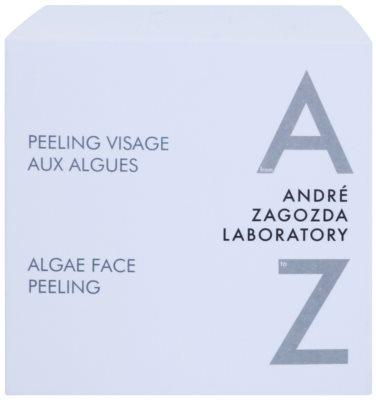 André Zagozda Face пілінг для шкіри з морськими водоростями 3