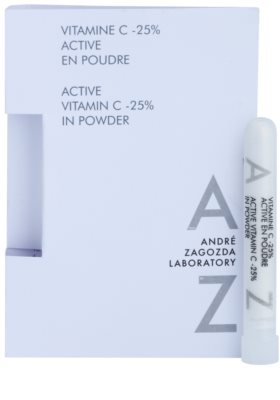 André Zagozda Face aktives Vitamin C 25% als Puder 1