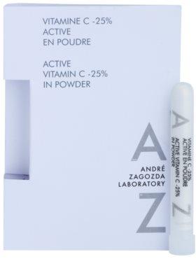 André Zagozda Face vitamina C ativa 25% em pó 1