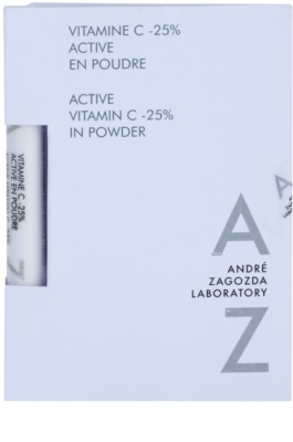 André Zagozda Face aktives Vitamin C 25% als Puder 2