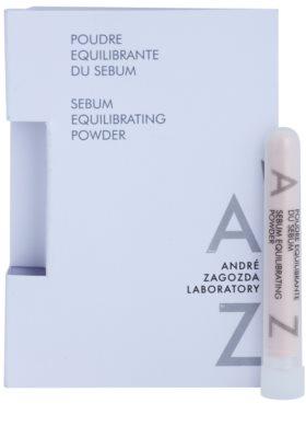 André Zagozda Face Puder zur Regulierung von Haut Talgbildung 1