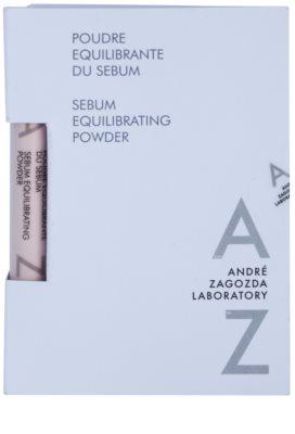 André Zagozda Face Puder zur Regulierung von Haut Talgbildung 2