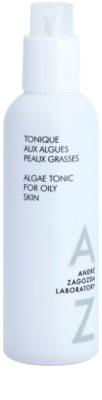 André Zagozda Face tonik za mastno kože z morskimi algami
