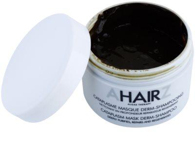 André Zagozda Hair Algae Therapy mascarilla de limpieza y regeneración en forma de champú 1