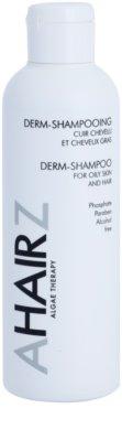 André Zagozda Hair Algae Therapy champú dermatológico para cabello graso y cuero cabelludo