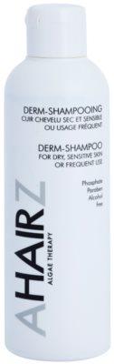 André Zagozda Hair Algae Therapy champô dermatológico para couro cabeludo seco a sensível
